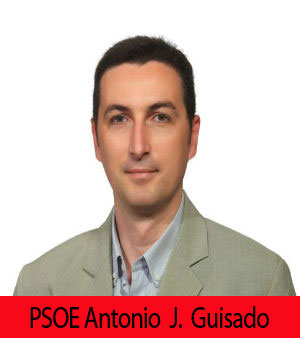 PSOE Antonio Javier Guisado