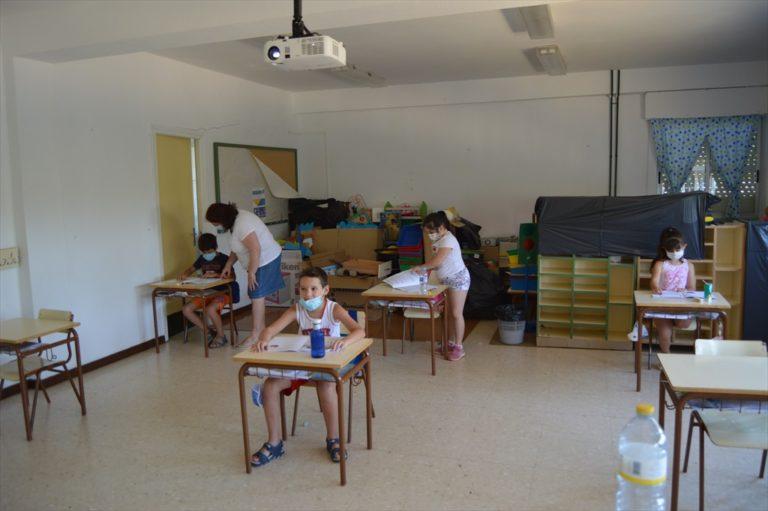 Programa de Refuerzo Educativo Estival