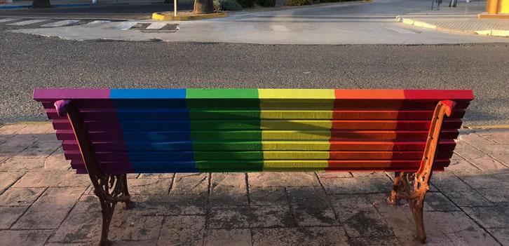 Conmemoración Orgullo LGTBI