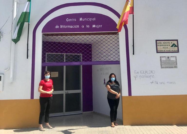 La puerta violeta del CMIM
