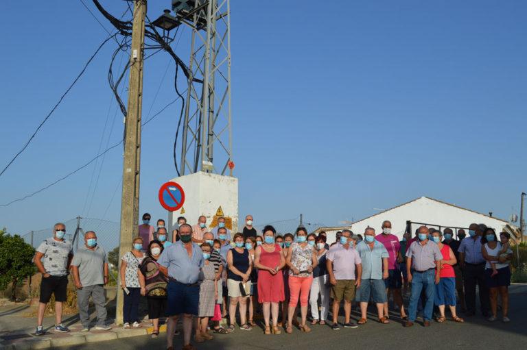 Cortes del suministro eléctrico en Silillos